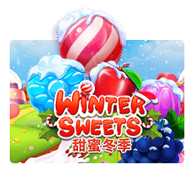 Joker Slot - Winter Sweets